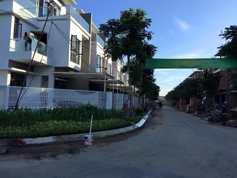 Cập tiến độ dự án PhoDong village 9/2015