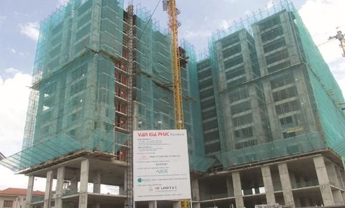 iến độ các dự án bất động sản tại TP.HCM