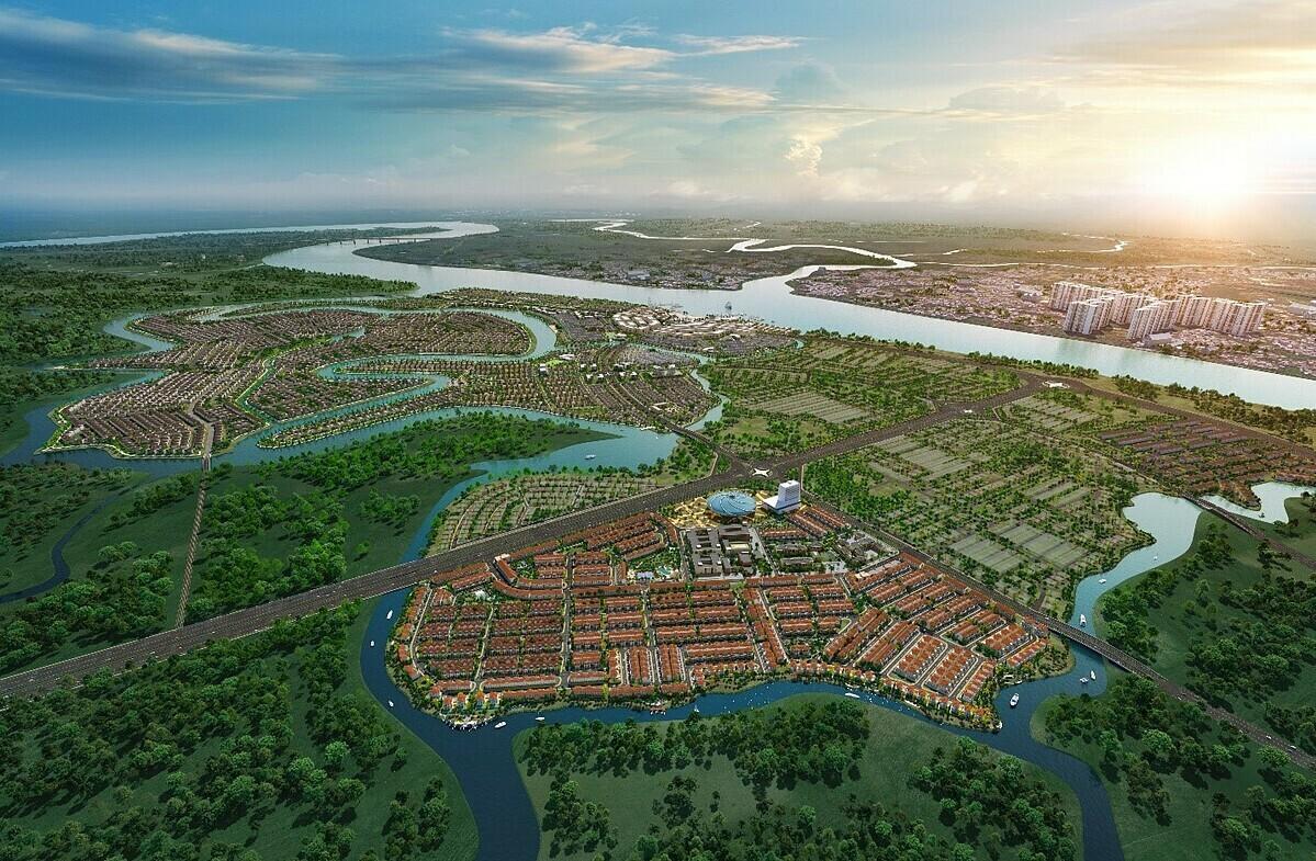 Các đô thị sinh thái thông minh như Dự án Aqua City phía Đông TP.HCM là tâm điểm thu hút giới đầu tư và an cư.