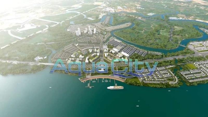 Dự án Aqua City ra đời đáp ứng nhu cầu sống xanh của cư dân