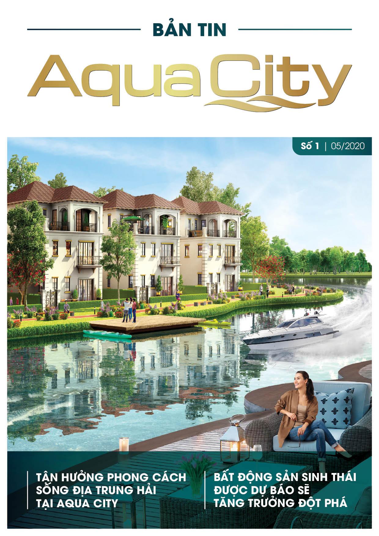 Bản tin dự án Aqua City