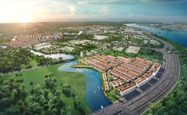 River Park 1 của Dự án Aqua city