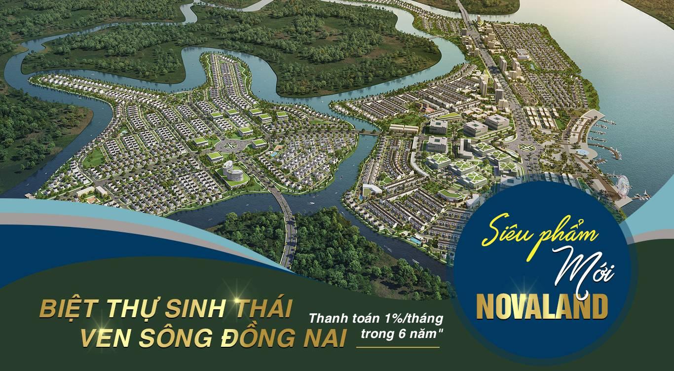Dự án Aqua City đảo Phụng Hoàng
