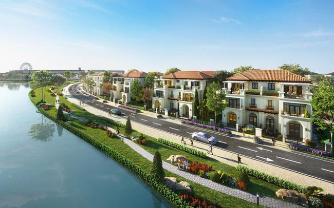 Dự án Aqua City nổi bật với BĐS Đông TPHCM