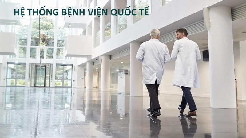 Hệ thống bệnh viện quốc tế của Aqua City đảo Phụng Hoàng