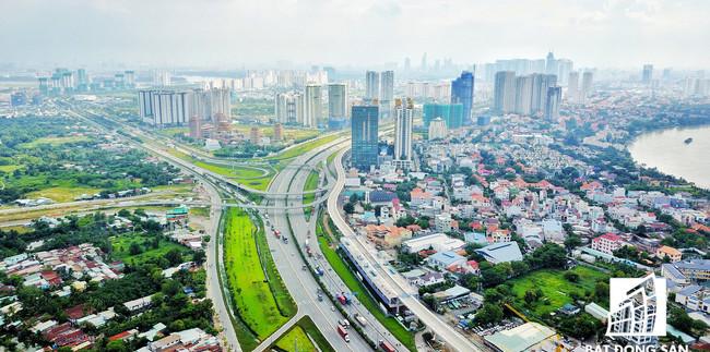 Bất động sản khu Đông Sài Gòn Dự án Aqua City