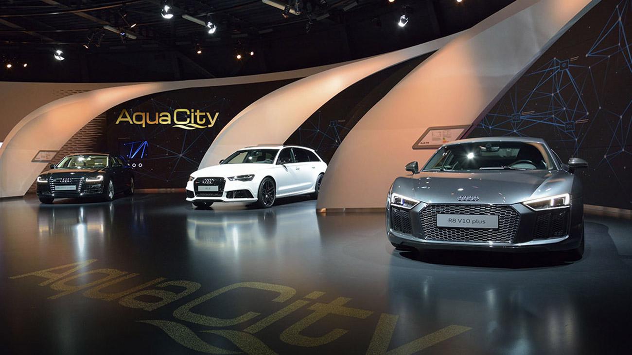 Car Gallery dự án Aqua City