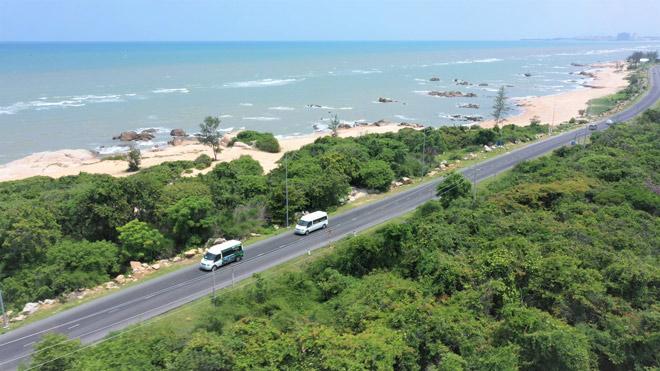 Hệ sinh thái rừng biển liền kề là thế mạnh để Hồ Tràm (Bà Rịa – Vũng Tàu) trở thành điểm đến du lịch phía Nam. (Ảnh: Novaland)