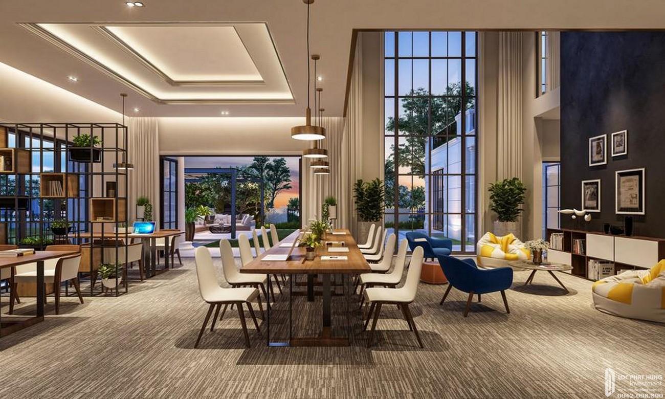 Nhà mẫu dự án nhà phố Aqua City đảo Phụng Hoàng