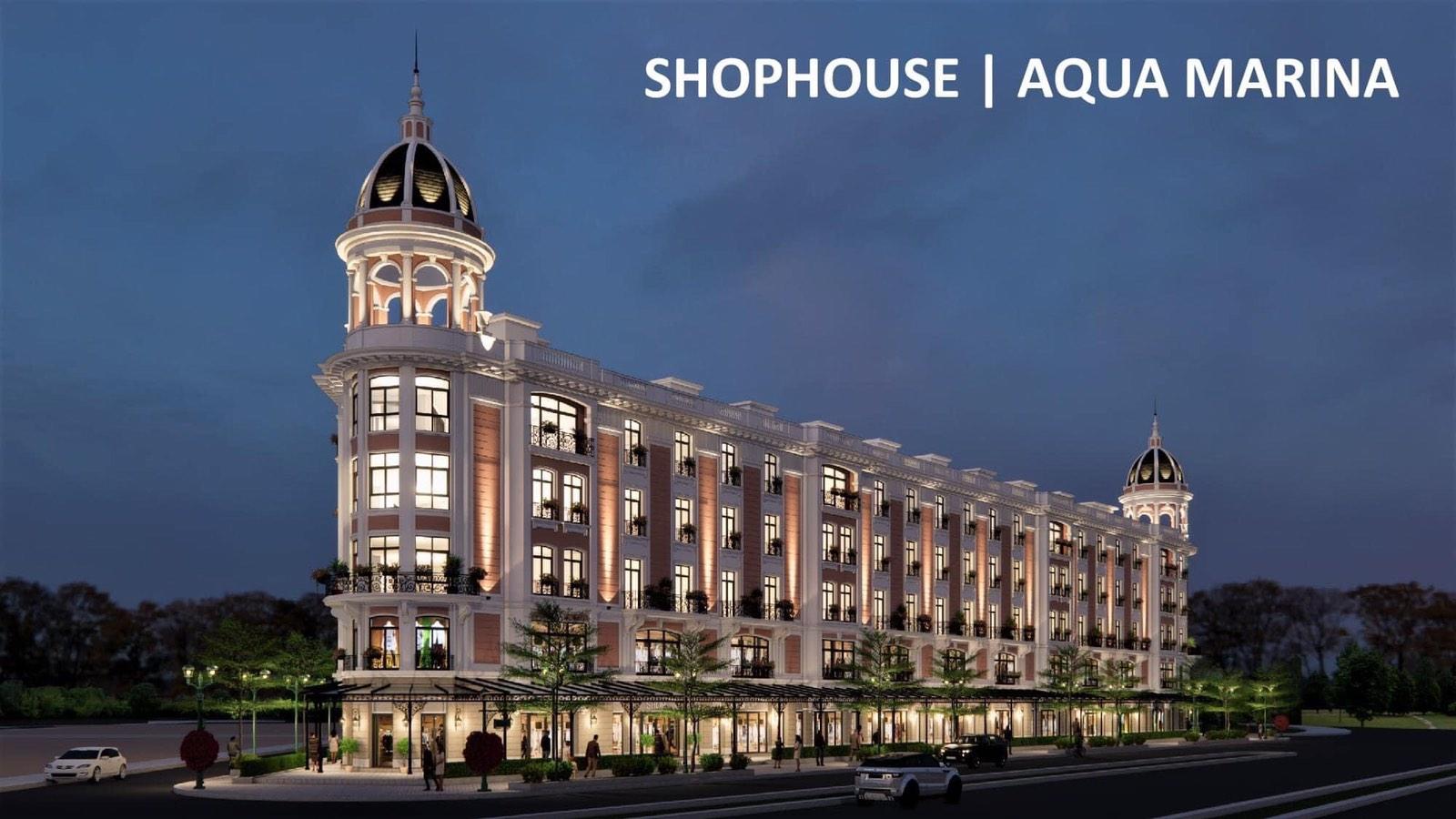 shophouse aqua city