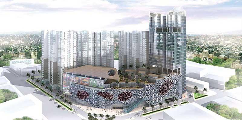 Tổng quan về dự án Vina Square Trần Phú