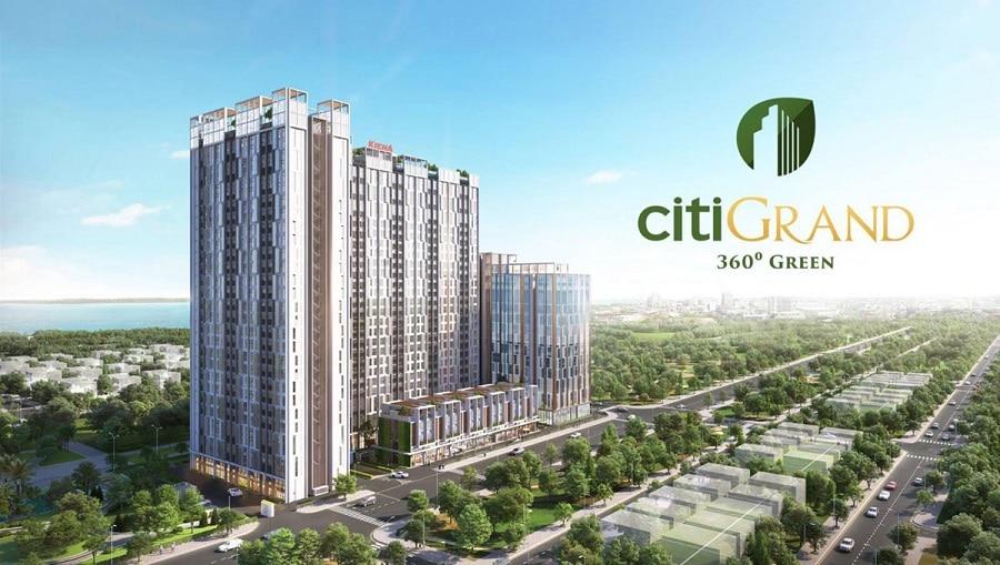 Tổng quan về dự án Citi Grand