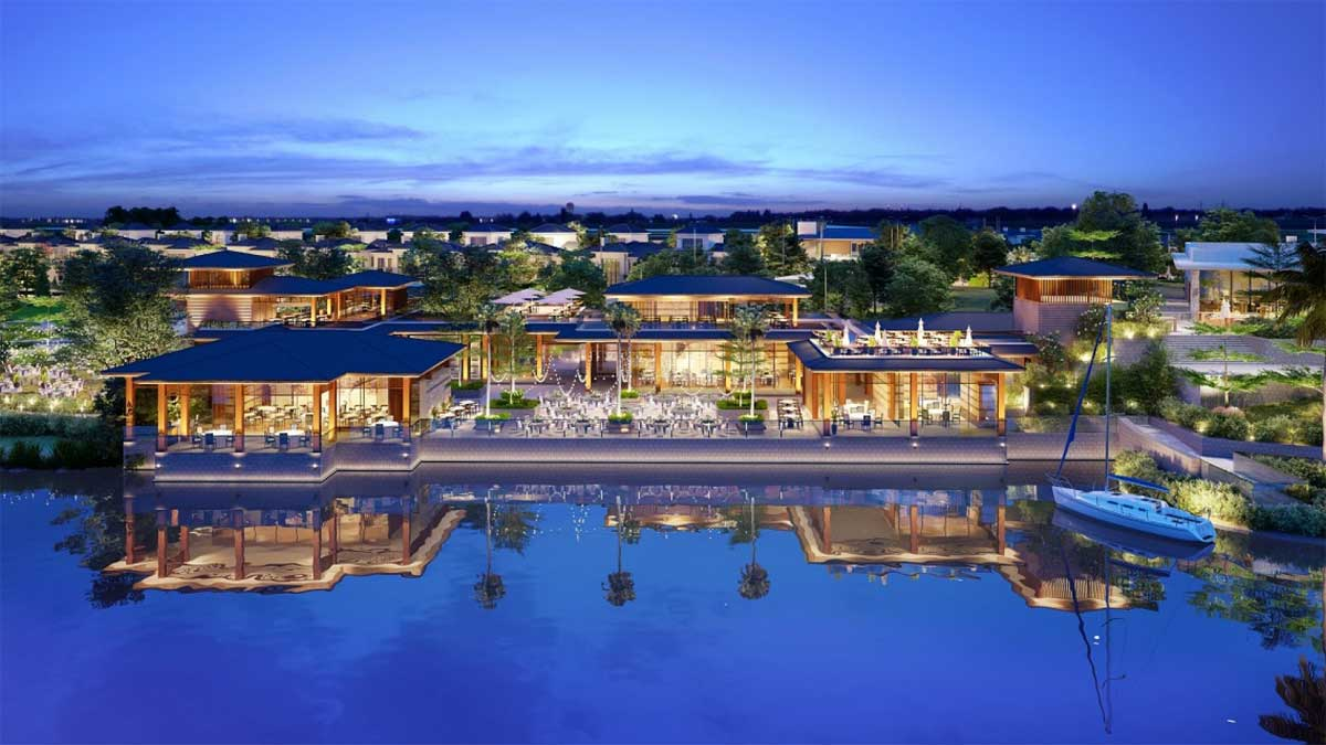 Tiện ích dự án Angel Island