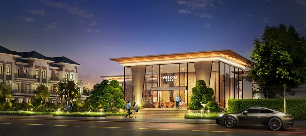 Tiện ích chi tiết Dự án Verosa Park Khang Điền Quận 9