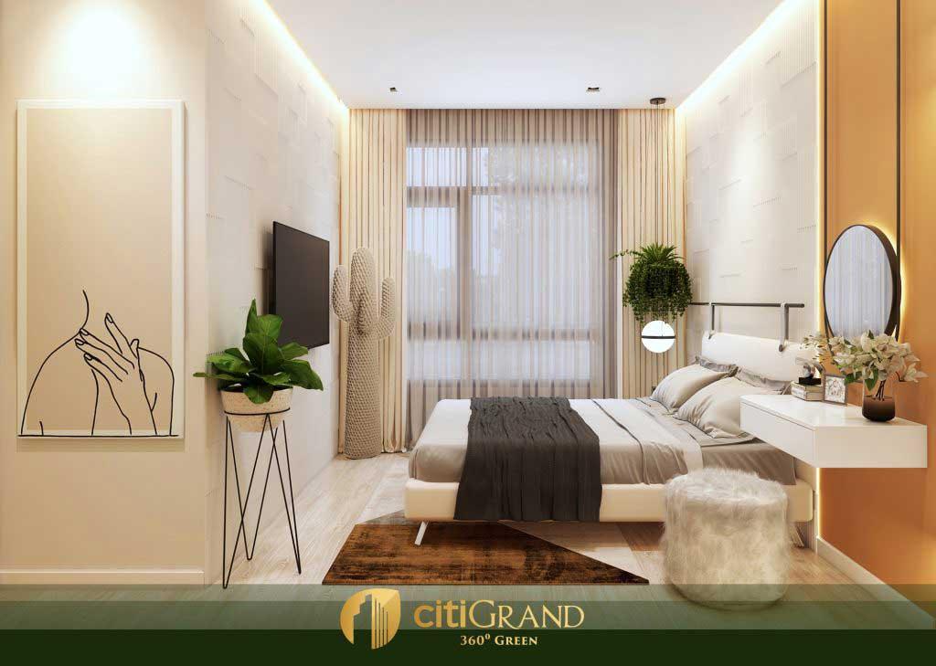 Nhà mẫu dự án Citi Grand