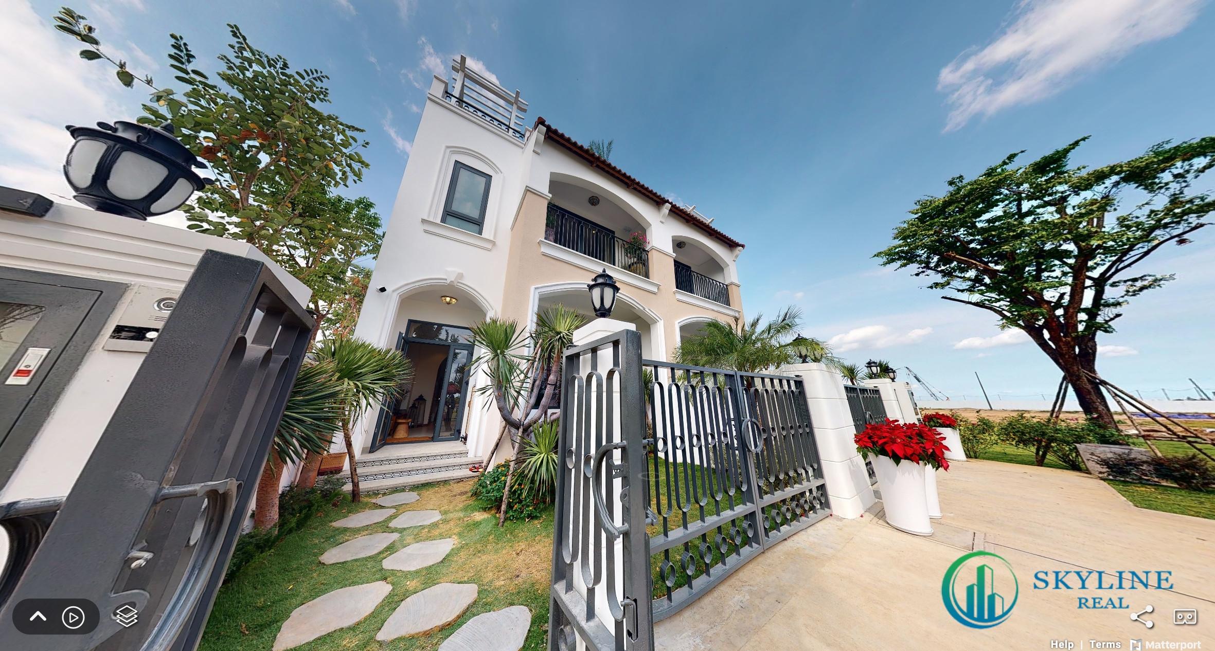 Nhà mẫu thực tế phân khu The Valencia Aqua City Đồng Nai