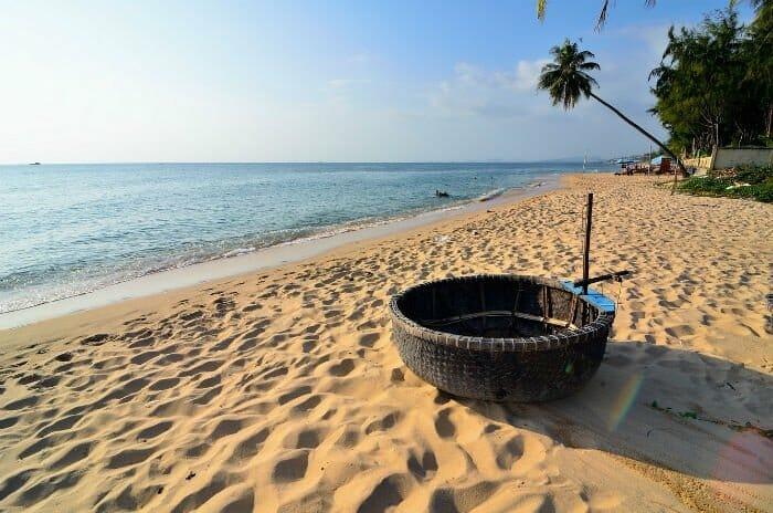 Vùng biển Hồ Tràm