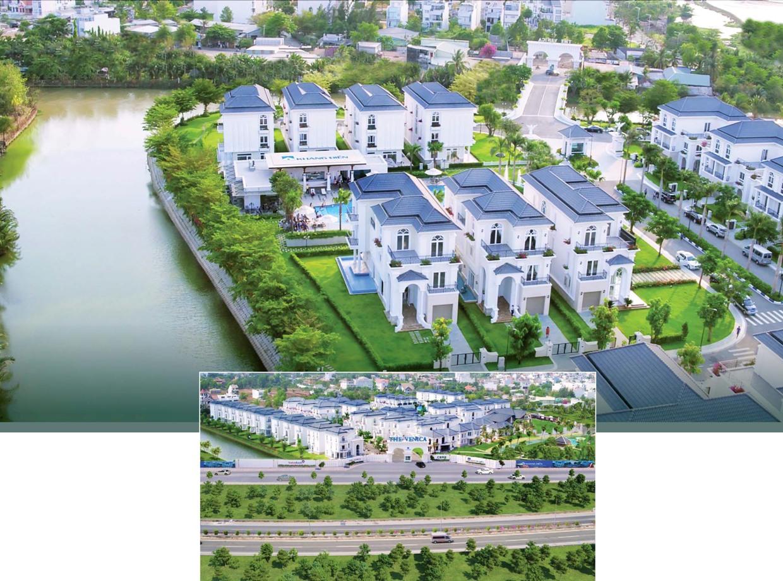 Biệt thự Venica chủ đầu tư Khang Điền