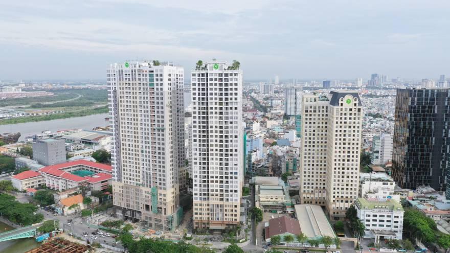 Dự án Saigon Royal tập đoàn Novaland