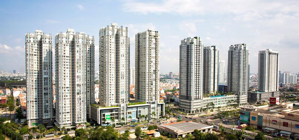 Hình ảnh thực tế dự án Sunrise City tập đoàn Novaland