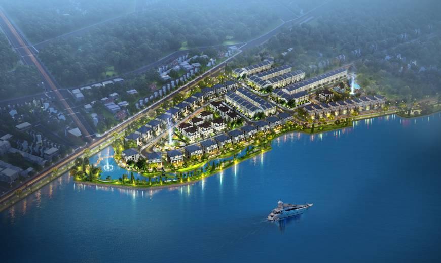 Dự án Palm Marina tập đoàn Novaland