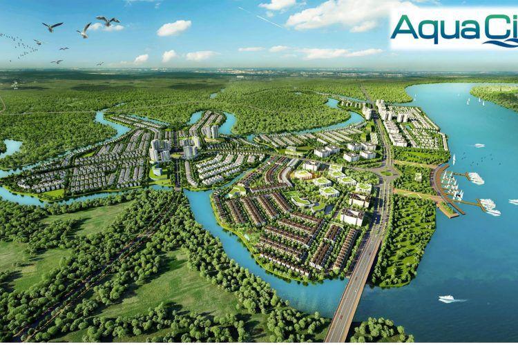 Dự án khu đô thị sinh thái Aqua City tập đoàn Novaland