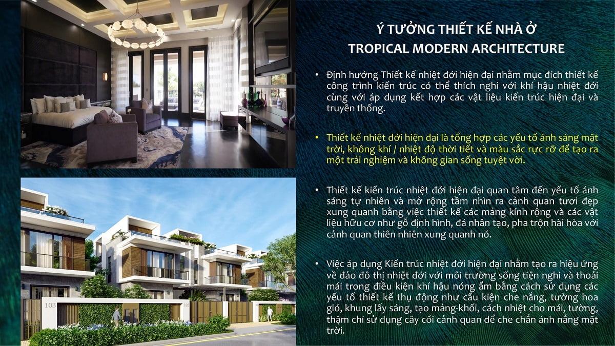 Ý tưởng thiết kế nhà ở tại đảo Phụng Hoàng