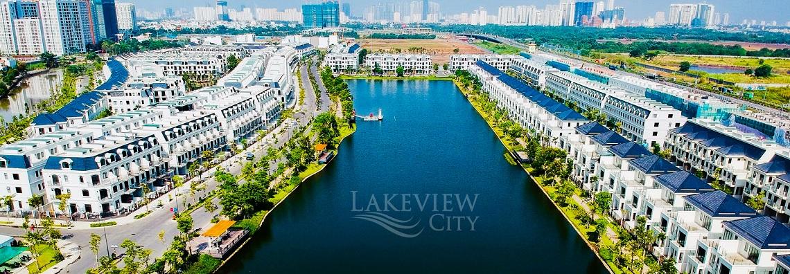 Dự án Lake View City của tập đoàn Novaland