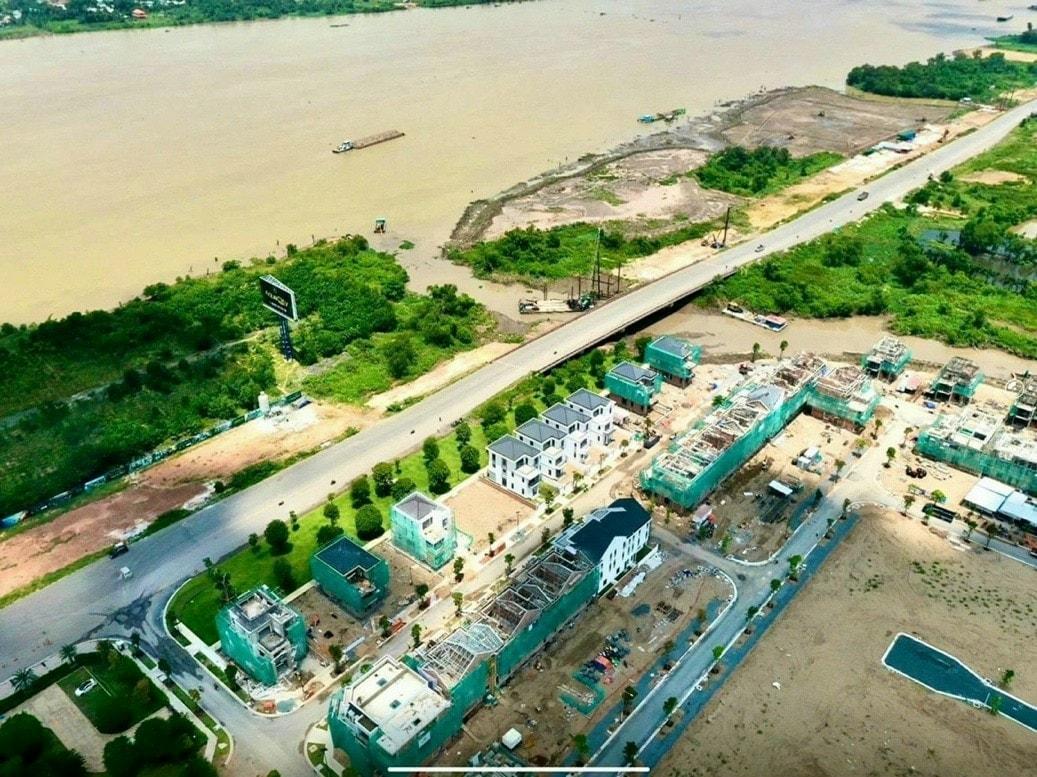 Aqua City đảo Phụng Hoàng tiến độ
