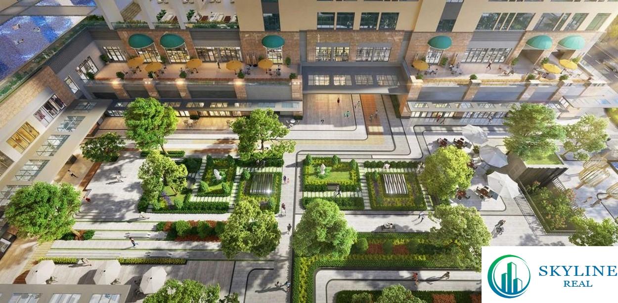 Tổng quan dự án The Grand Manhattan