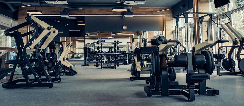 Gym cao cấp tại Celesta Rise Rise Nhà Bè