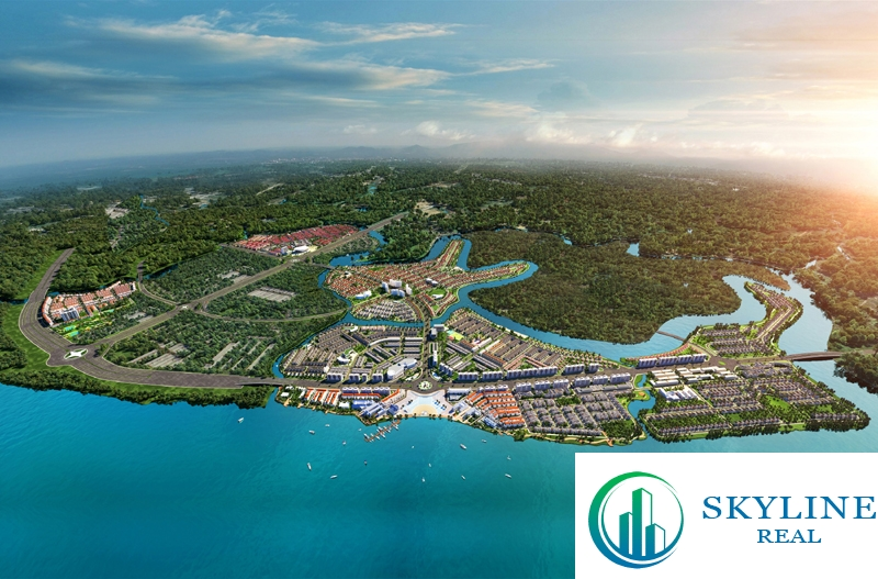 Nằm trong tổng hòa khu đô thị Aqua City quy mô gần 1.000 ha, được quy hoạch bài bản, sông nước bao bọc, nhà phố có không gian sống như biệt thự hội tụ đủ yếu tố thu hút người mua.
