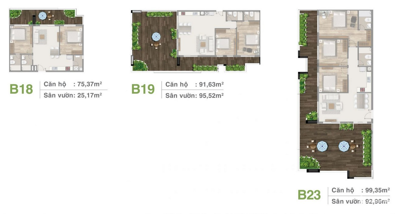 Thiết kế dự án căn hộ chung cư King Crown Infinity Thủ Đức