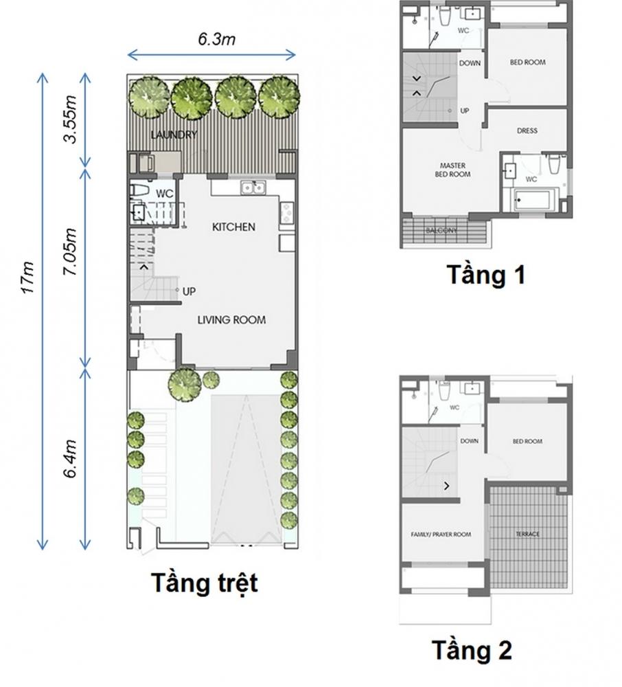 Thiết kế Biệt Thự Cảnh Quan Swan Park