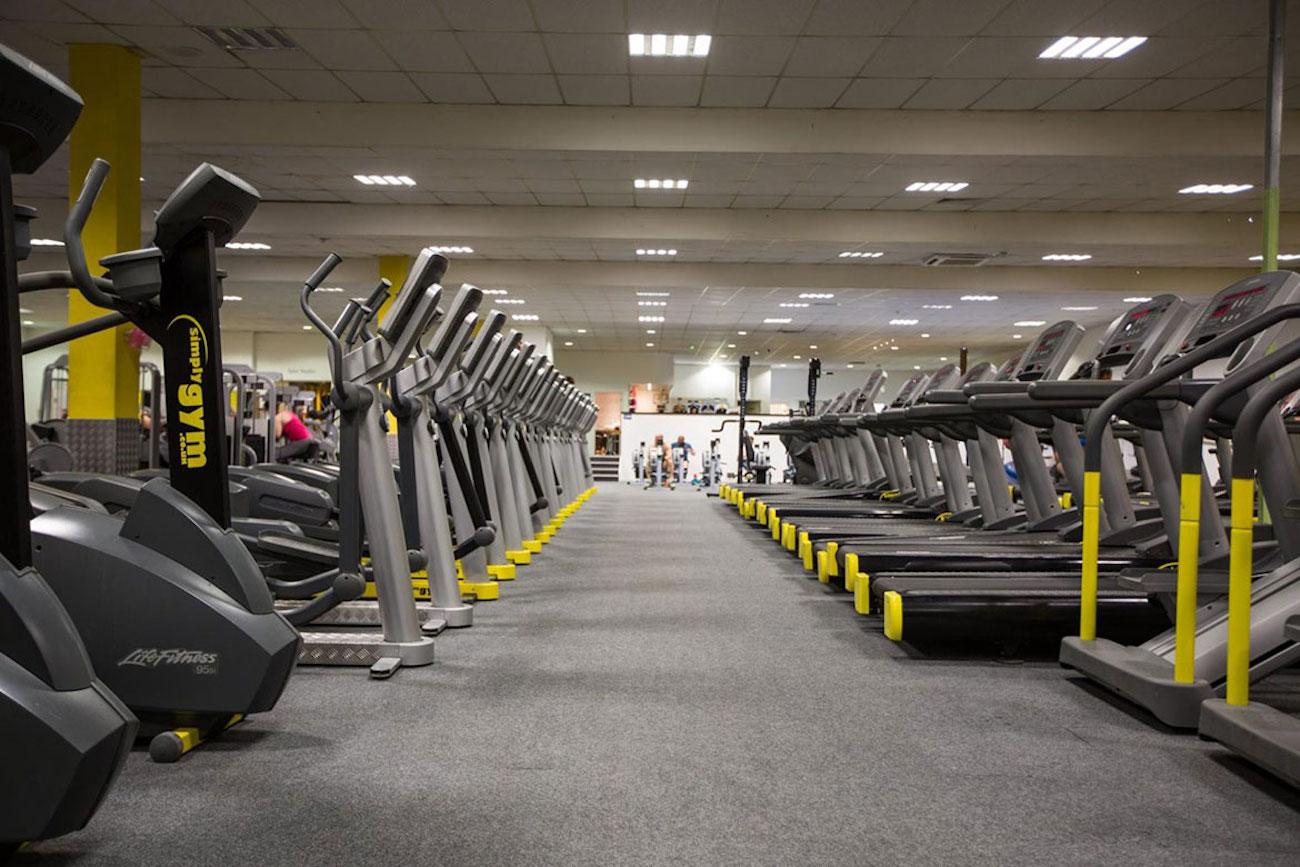 Hệ thống Gym Quốc tế tại Masterise Quận 2