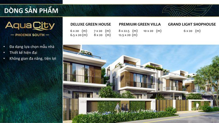 Kênh đầu tư dài hạn - đảo Phụng Hoàng Aqua City