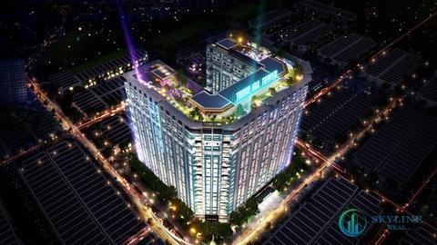 Phối cảnh dự án Thịnh Gia Tower Bình Dương.