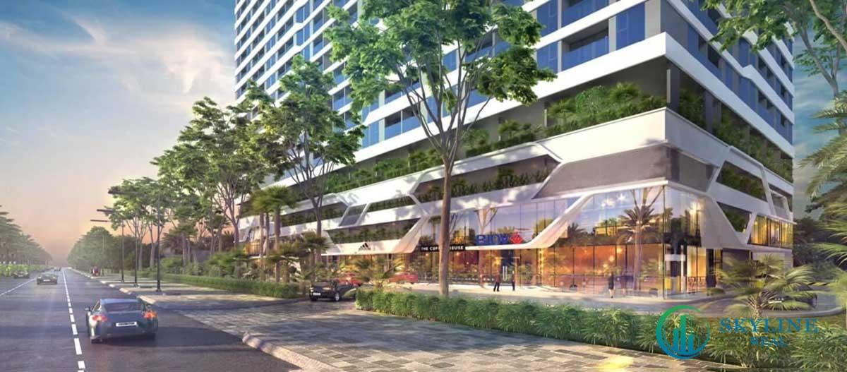 Hệ thống tiện ích nội khu Dự án Căn hộ Icon Plaza Apartment Bình Dương chủ đầu tư Phú Hồng Thịnh