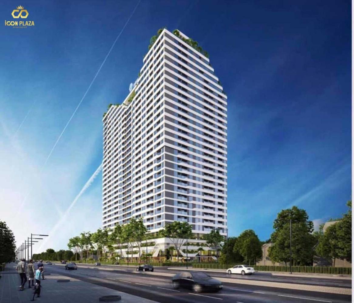 Phối cảnh dự án căn hộ Icon Plaza Apartment chủ đầu tư Phú Hồng Thịnh