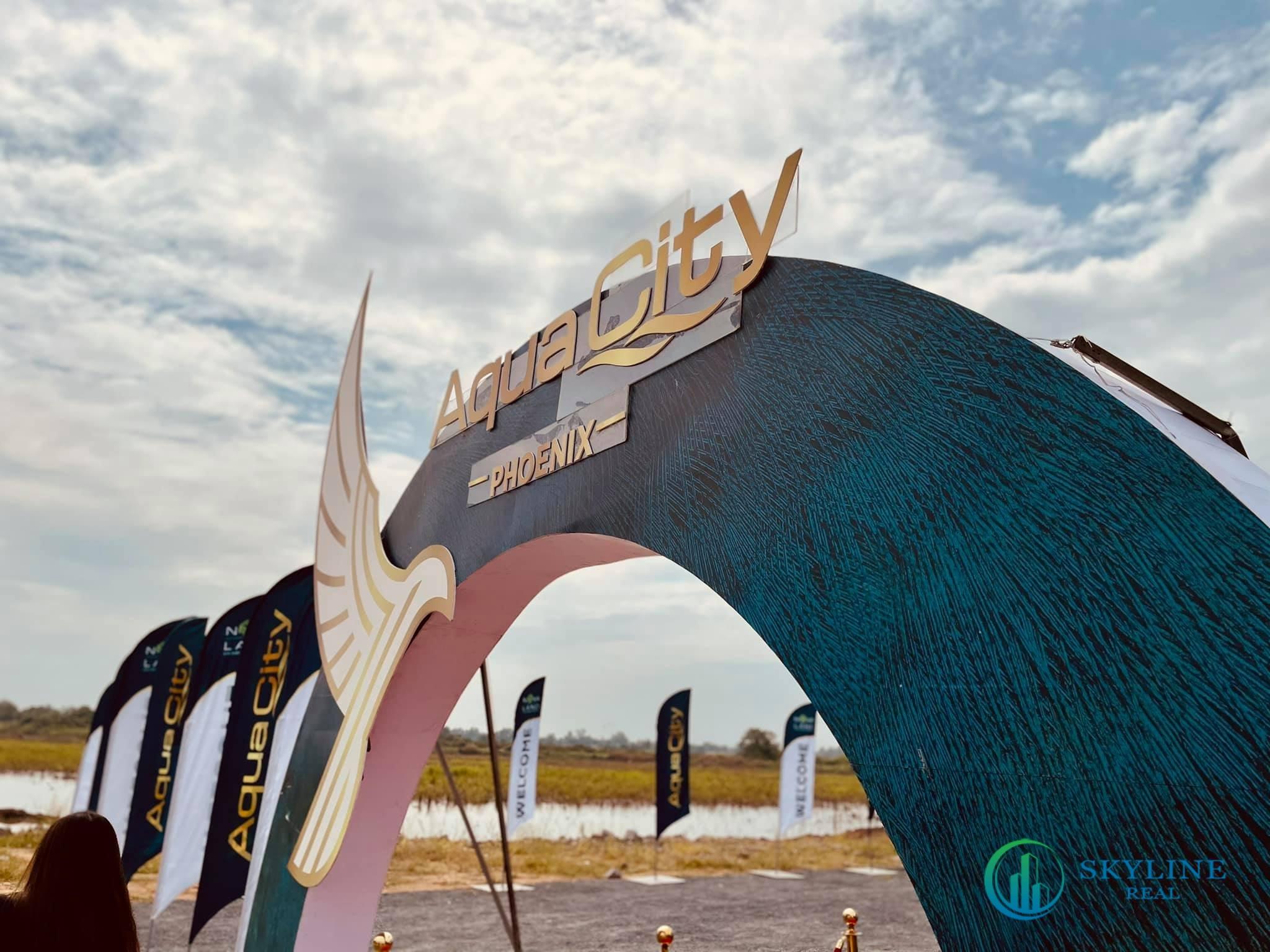 Lễ động thổ phân khu đảo Phụng Hoàng Aqua City chủ đầu tư Novaland