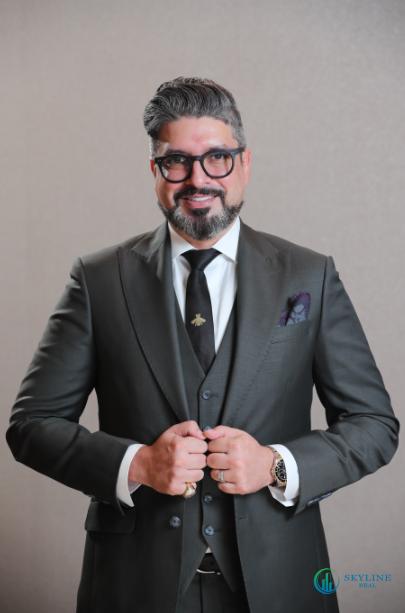 Ông Gibran Bukhari - Giám đốc khối Kinh Doanh Masterise Homes.