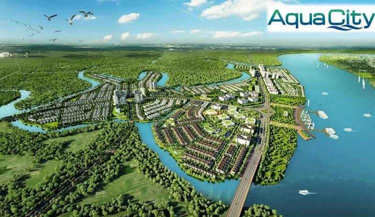 Aqua City của Novaland có quy mô 1.000ha