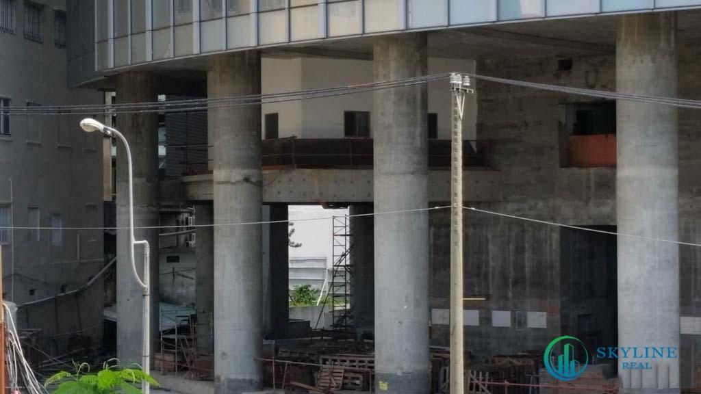 Hình ảnh thực tế dự án SaiGon One Tower