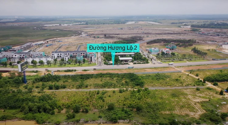 Tiến độ Aqua City chủ đầu tư Novaland - Dự án nhìn từ phía trước
