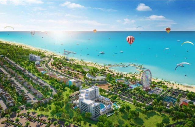 NovaWorld Phan Thiết, Siêu thành phố Biển – Du lịch – Sức khỏe.