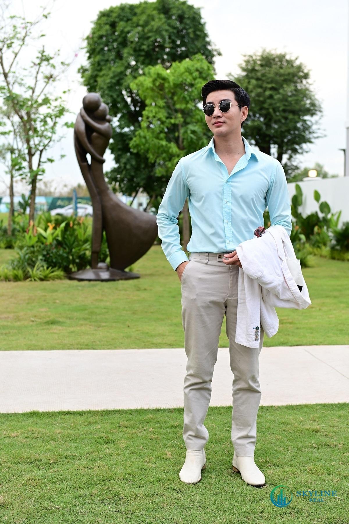 Mc Nam Hee chia sẽ về trải nghiệm đảo Phượng Hoàng Aqua City