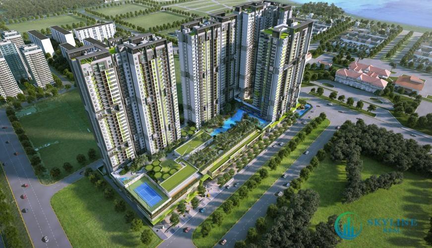 Dự án căn hộ chung cư Vista Verde