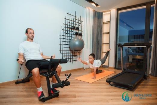 Phòng tập GYM, Yoga