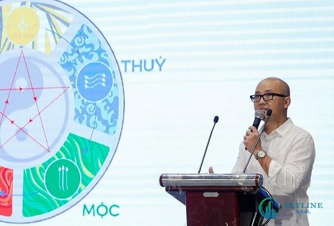 Kiến trúc sư Phạm Thanh Truyền chia sẽ về đảo Phượng Hoàng Aqua City