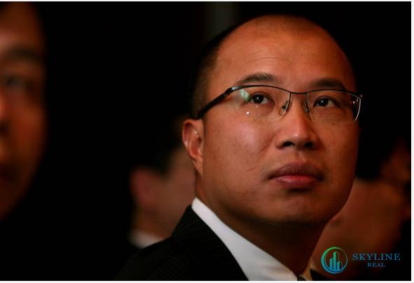 Ông Wang Weixian - Chủ tịch Alpha King